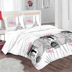 Спален комплект с олекотена завивка - Париж