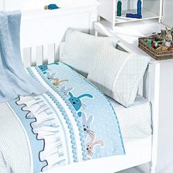 Бебешко спално бельо и одеяло - Джини