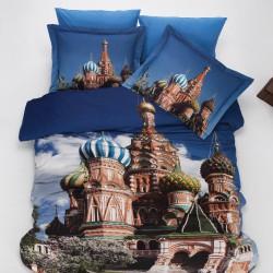 ЗD Спално бельо - Москва