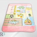 Бебешко одеяло - Дино