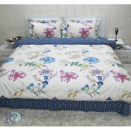 Спално бельо памук - Карла