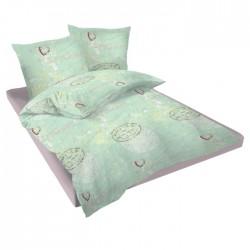 Спално бельо памучен сатен - Жадор II