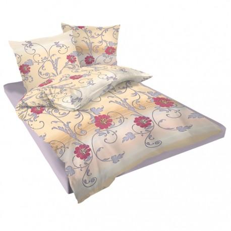 Спално бельо памучен сатен - Мелъди