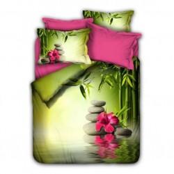 ЗD Спално бельо от бамбук - Спокойствие