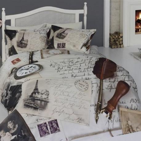 ЗD Спално бельо от Ранфорс хасе - Писмо