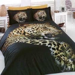 ЗD Спално бельо - Леопард
