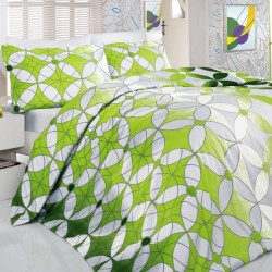 Луксозен семеен спален комплект - Elegance