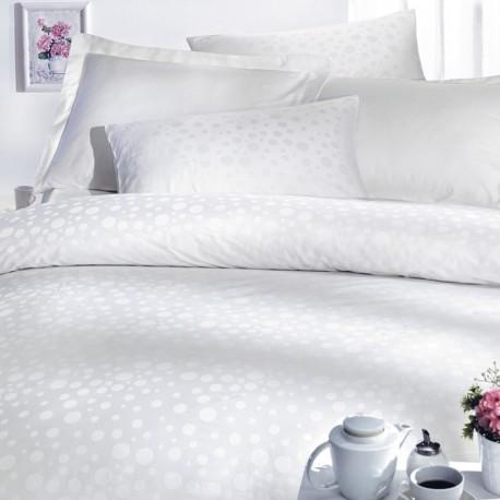 Луксозно спално бельо EXCLUSIVE - Life White