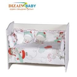 Бебешки к-т с олекотена завивка - Baby sky